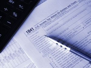 Estate and Trust Tax Preparation